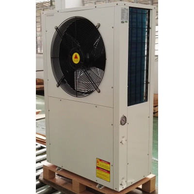 Тепловой насос воздух-вода Clitech CAR-16XB side fan
