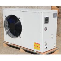 Тепловой насос воздух-вода Clitech CAR-12XB NEW CABINET